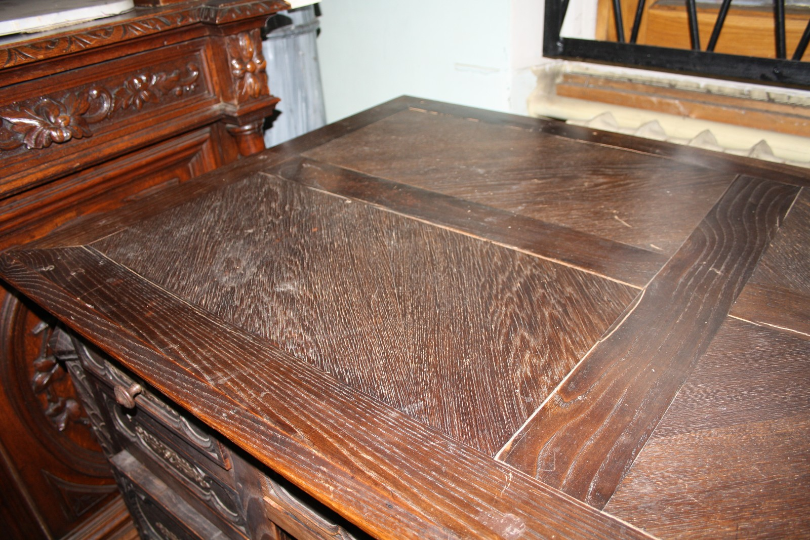 Как создать мебель под старину своими руками, современные 6