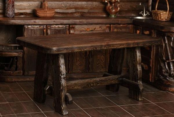 Мебель под старину из массива сосны цена своими руками