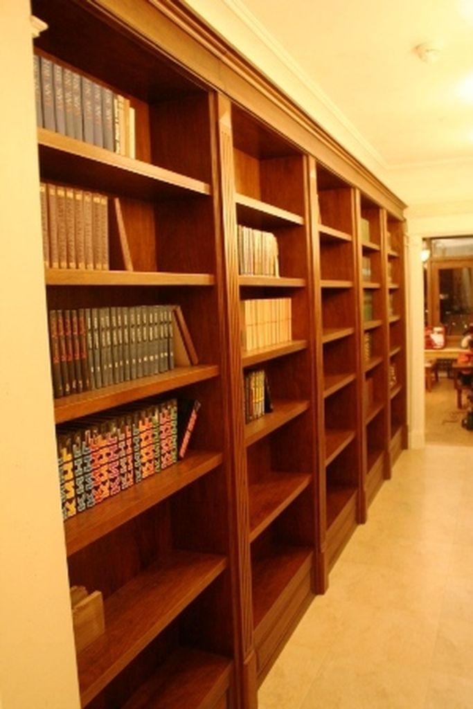 Изготовление своими руками книжного шкафа, инструкция с комментариями
