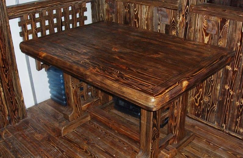 Фото мебель из дерева под старину своими руками фото чертежи