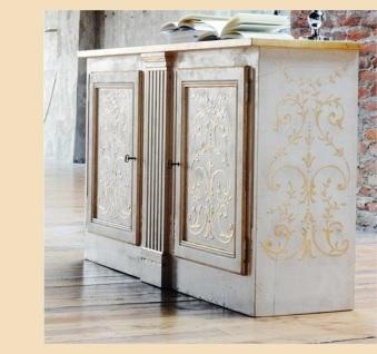 Мебель под старину своими руками