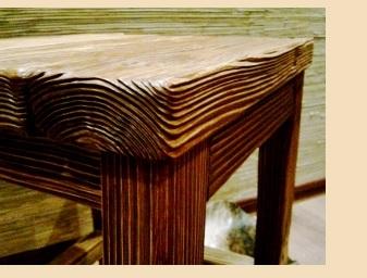 Как сделать мебель под старину фото