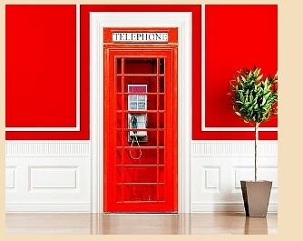 Телефонная будка лондона своими руками